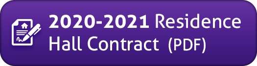 2020-2021 Sample Residence Hall Contract (PDF)
