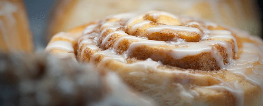 Cornerstone Cinnamon Roll