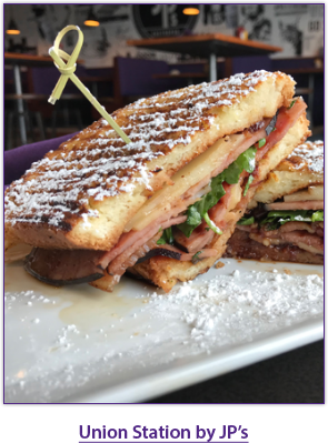 The Willie Cristo sandwich from Union Station by JP's