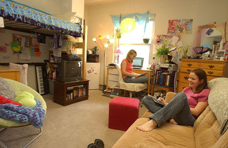 Boyd Hall Strong Complex Residence Halls Housing And