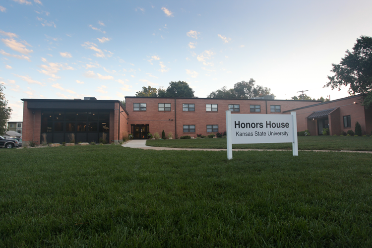 Honors House Housing And Dining Services Kansas State