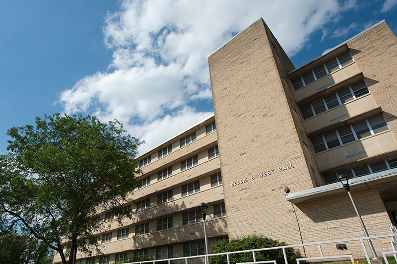 West Hall Derby Complex Residence Halls Housing And