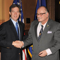 Howerton and Brownback
